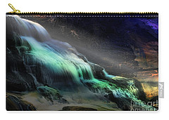 High Falls Sunset Carry-all Pouch