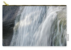 High Falls Three Carry-all Pouch by Steven Richardson