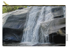 High Falls Two Carry-all Pouch by Steven Richardson