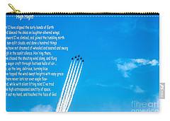 High Flight Carry-all Pouch