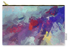 High Flying Kite Carry-all Pouch by Cedric Hampton