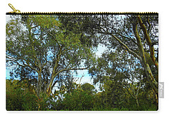 Carry-all Pouch featuring the photograph High Forest by Mark Blauhoefer