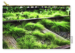 High Line Nyc Railroad Tracks Carry-all Pouch