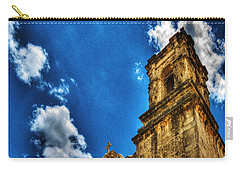 High Noon At The Bell Tower Carry-all Pouch