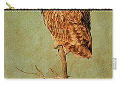 High Perch Carry-all Pouch by Steve McKinzie