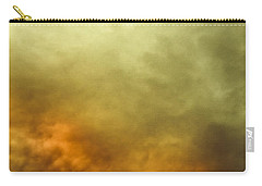 Carry-all Pouch featuring the photograph High Pressure Skyline by Jorgo Photography - Wall Art Gallery