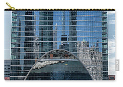 High Rise Reflections Carry-all Pouch
