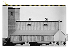 Carry-all Pouch featuring the photograph High Rise by Stephen Mitchell
