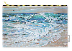 High Tide Carry-all Pouch by Linda Olsen