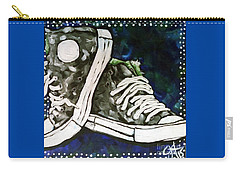 High Top Heaven Carry-all Pouch by Jackie Carpenter