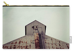 Carry-all Pouch featuring the photograph High View by Trish Mistric