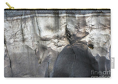 High Water Mark Rock Art By Kaylyn Franks Carry-all Pouch