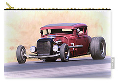 Highboy Coupe Carry-all Pouch by Steve McKinzie