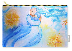 Higher Then The Stars Carry-all Pouch by Gioia Albano