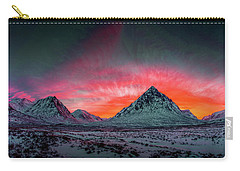 Highland Afterglow Carry-all Pouch