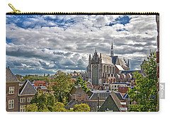 Highland Church Seen From Leiden Castle Carry-all Pouch