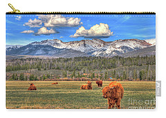 Highland Colorado Carry-all Pouch by Scott Mahon