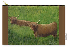 Highland Cows Carry-all Pouch
