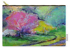 Highland Park In Spring Carry-all Pouch