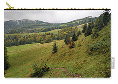 Highlands Landscape In Pieniny Carry-all Pouch