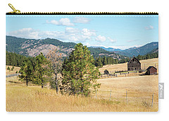Highway 97 Ranch Memories Carry-all Pouch