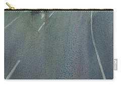Highway On The Rain02 Carry-all Pouch