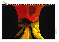 Highway To Perdition  Carry-all Pouch by Thibault Toussaint