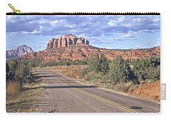 Highway To Sedona Carry-all Pouch