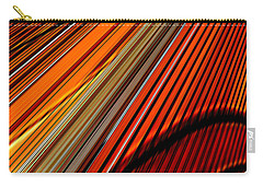 Highway To Sun Carry-all Pouch by Thibault Toussaint