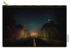 Highway To The Stars Carry-all Pouch by Mark Andrew Thomas