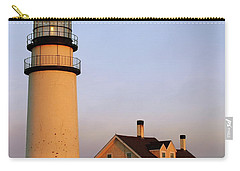 Higland Lighthouse Cape Cod Carry-all Pouch by Roupen  Baker