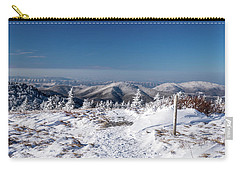 Hiking Along The Appalachian Trail Carry-all Pouch