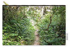 Hiking Path In The Atlantic Forest Carry-all Pouch