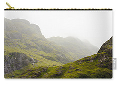 Carry-all Pouch featuring the photograph Hill And Glen by Christi Kraft