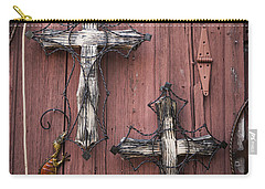 Hill Country Crosses Carry-all Pouch