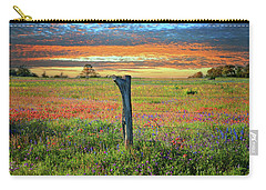 Hill Country Heaven Carry-all Pouch