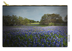 Hill Country Ranch Carry-all Pouch by Susan Rovira