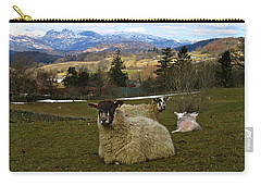 Hill Sheep Carry-all Pouch