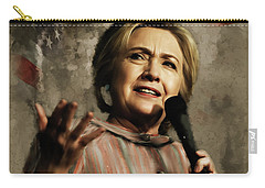 Hillary Clinton 02 Carry-all Pouch