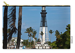 Hillsboro Inlet Lighthouse And Park Carry-all Pouch