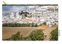 Hilltop Village Of Olvera Carry-all Pouch