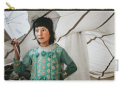 Himalayan Girl Carry-all Pouch