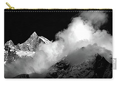 Himalayan Mountain Peak Carry-all Pouch