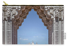 Hindu Architecture Carry-all Pouch