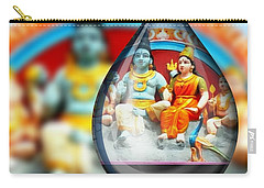 Hindu Deities Carry-all Pouch