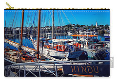 Carry-all Pouch featuring the photograph Hindu by Kendall McKernon