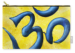 Hindu Om Symbol Art Carry-all Pouch