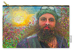 Hippie Mike Carry-all Pouch