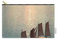 Hiroshi Yoshida, Hikaru Umi, The Sparkling Sea, 1926 Carry-all Pouch