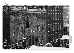 Carry-all Pouch featuring the photograph Historic Bethlehem Pa by DJ Florek
